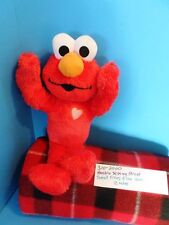 Hasbro Sesame Street Sweet Kisses Elmo 2010  plush(310-2060)