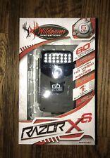 WILDGAME INNOVATIONS RAZOR X 6 CAMERA   MODEL # m6i2