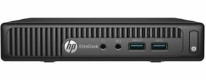 HP Elitedesk 705 G3 Mini Amd Pro A12-8870R7 3,7Ghz 8Go 500Go BT + WIFI occasion