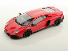MR MODELS Lamborghini Aventador LP 720-4 50th Anniversary scale 1/18 ROSSO MARS