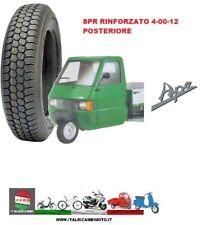 RUOTA COPERTONE PNEUMATICI  4 00 12  8pr RINFORZATO POST  APE PIAGGIO TM703