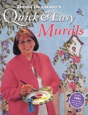 Donna dewberry's Quick & Easy murales por Zarzamora, Donna, libro en rústica