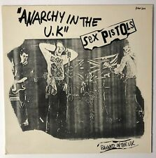 "Sex Pistols – Anarchy In The UK Vinyl, 12"""