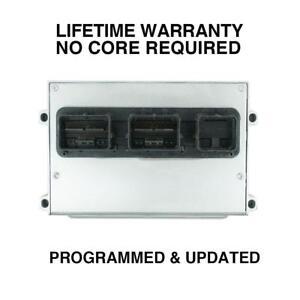 Engine Computer Programmed/Updated 2007 Mercury Milan 7E5A-12A650-PD TJP3 2.3L