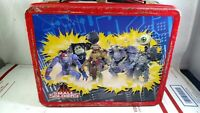 Vintage Small Soldiers Movie Kids School Lunchbox by THERMOS Pail Metal Tin 1998