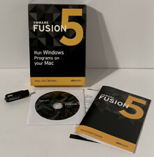 VMware Fusion 5 software for Mac OS X run PC apps on your Mac