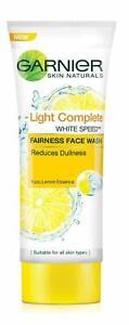 New Garnier Skin Naturals, Light Complete Face Wash 100g