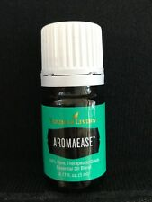 Young Living AROMAEASE Pure Therapeutic Grade Essential Oil Blend 5ml - New!