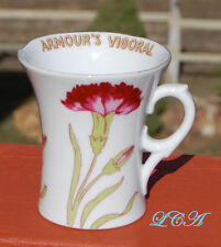 Antique ARMOUR'S VIGORAL for LOST MANHOOD quack medicine ADVERTISING cup