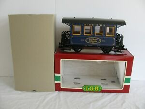 LGB Trains Jubilaums Express 103 Year Anniversary Passenger Car #1984 NOS