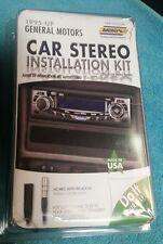 New listing New-Ibr-555Gm Metra-Car Stereo/ Radio Installation-Gm Multi Kit 95-Up Ibr-Whgm2