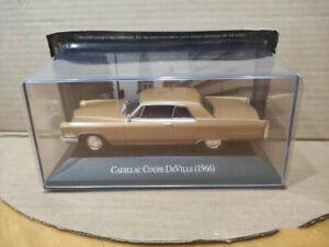 1/43 1966 cadillac coupe deville car model