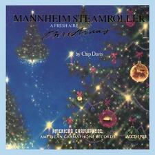 MANNHEIM STEAMROLLER - A FRESH AIRE CHRISTMAS (CD 1988) New Age