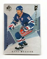 2018-19 SP AUTHENTIC MARK MESSIER SPECTRUM FX CARD #40 (UNSCRATCHED) NY RANGERS