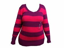Women's Solid Scoop Neck Jumpers and Cardigans