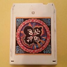 KISS Rock and Roll Over 8 Track Tape 1976 Casablanca NBLP 87037