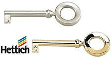 Hettich Schlüssel 08, vernickelt