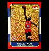2021 Fleer MICHAEL JORDAN #57 ACEO Gold Glitter Rookie. AWESOME Card!! 🔥