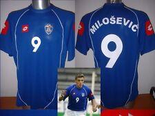 Serbia Montenegro SAVO MILOSEVIC Shirt XL Jersey Football Soccer Lotto BNWT New