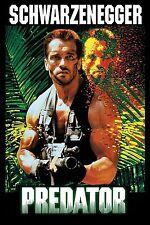 Predator - Arnold Schwarzenegger Beat Monster Movie Art Silk Poster 24x36inch
