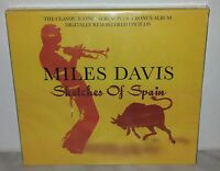 2 CD MILES DAVIS - SKETCHES OF SPAIN + MODERN JAZZ GIANTS - NUOVO NEW