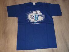T-Shirt Schalke 04 DFB Pokal Finale 2011 Gr. L - RARITÄT