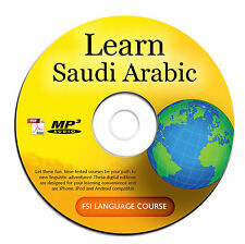 Complete Saudi Arabic Foreign Language Course-PDF eBook MP3 Audio Lessons Learn