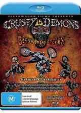 Crusty Demons 15 - Blood Sweat & Fears - Blu Ray