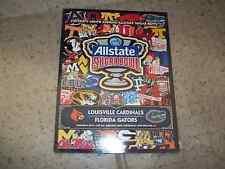 Louisville Cardinals Football vs. UF 2013 Allstate Sugar Bowl Official Program
