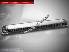 99-00 CADILAC ESCALADE BASE W/ BACK CARGO DOORS LED 3RD BRAKE LIGHT CLEAR