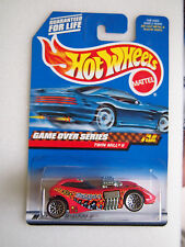 Hot Wheels GAME OVER SERIES TWIN MILL II 4/4 FINAL FIGHT IV 1998 ISSUE