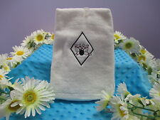 Embroidered-Personalized Bowling Towel Large towel