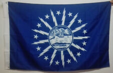 3'X5' Flag Banner USA New York Buffalo city Brass grommets 90*150cm