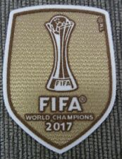 Parche Mundial Clubes 2017 Real Madrid Mundialito FIFA World Champions 2017