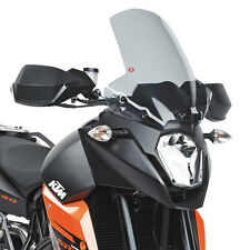 GIVI SMOKED WINDSHIELD SCREEN 49x41cm KTM 990 SMT 2009-2016 D750S