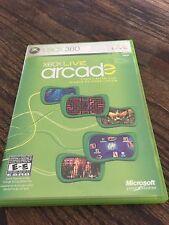 Xbox Live Arcade Xbox 360 Cib Game XG1