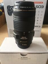 Canon EF 70-300mm f/4-5.6 IS(USM) Part# 0345B005AA - NEW