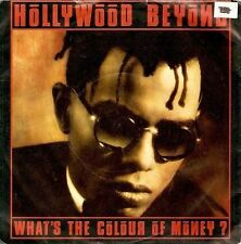 "HOLLYWOOD BEYOND What's The Colour Of Money 7"" Single Vinyl Record WEA 1986"