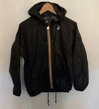K-Way Womens  Lightweight Rain Jacket As Seen Worn By David Beckham Size 8