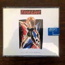 TINA TURNER - LIVE IN EUROPE (2 CD)