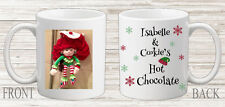 Personalised SHELF ELF Mug Christmas MUG Welcome Goodbye Gift Present