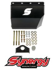 Synergy Mfg Steering Box Skid Plate w/ Sector Shaft Brace 97-06 Jeep Wrangler