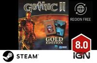 Gothic II (2): Gold Edition [PC] Steam Download Key