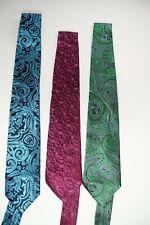 lot of 3 lorenzo cana ties