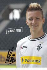 Marco REUS - DFB-Nationalspieler, Borussia Mönchengladbach 2010/11, Original!