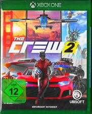 The Crew 2 - Xbox ONE - Deutsche Version USK12 - Ubisoft - Neu & OVP