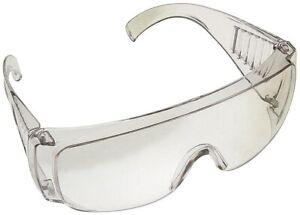 Schutzbrille B501 Arbeitsschutzbrille  für Brillenträger geeignet