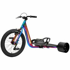 Triad Underworld 4 Drift Trike - Electro Neo Chrome *Free Shipping*