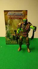 MOTUC Karatti Masters of the Universe Classics New Adventures of He Man mit OVP
