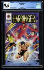 Harbinger #5 CGC NM+ 9.6 White Pages